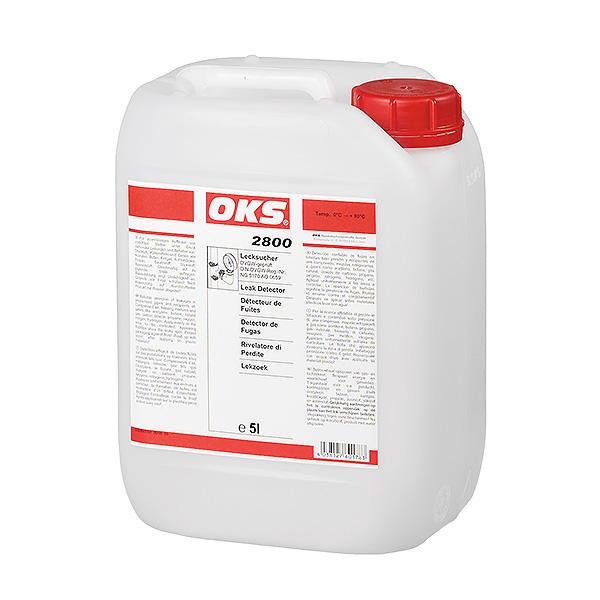 OKS 2810 / 2811* - Detector de scurgeri  protejat la inghet
