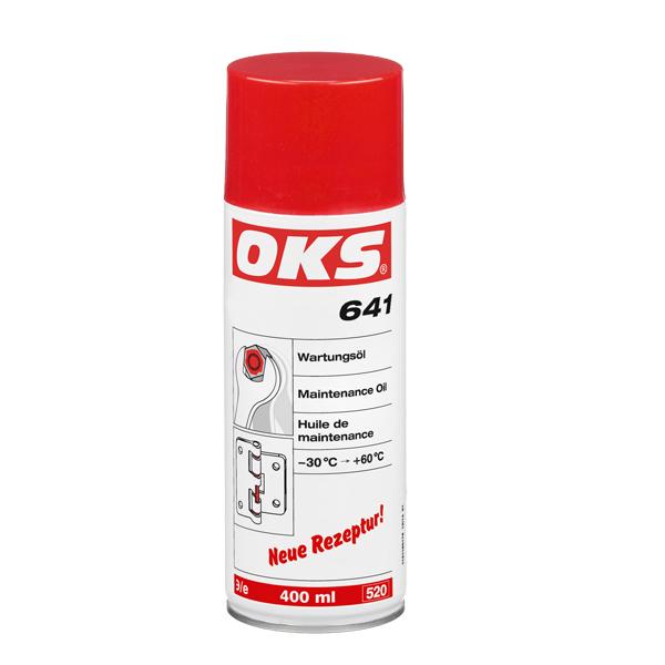 OKS 641 - Ulei Degripant