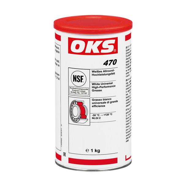 OKS 470 - Unsoare alba universala