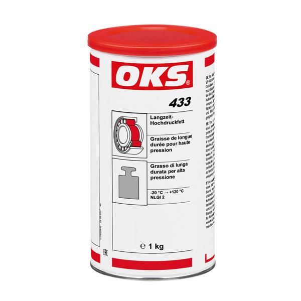 OKS 433 - Unsoare pentru presiuni extreme cu durata mare de gresare