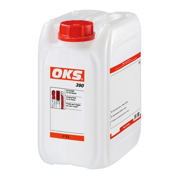 OKS 390 / 391* - Ulei de aschiere pentru toate metalele