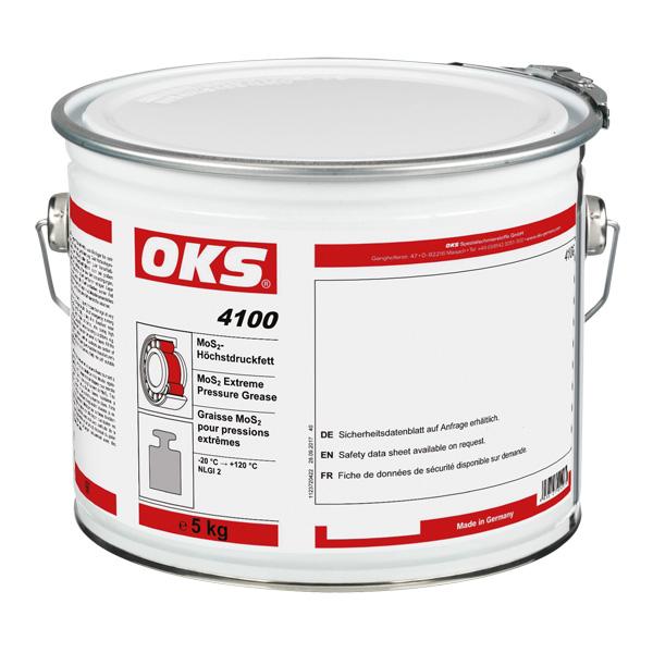 OKS 4100 - Unsoare pentru temperaturi extreme cu MoS2
